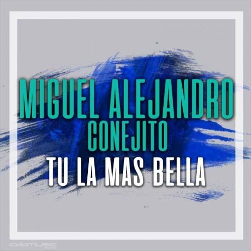MIGUEL CONEJITO ALEJANDRO - Tu la mas bella - Pista musical calamusic