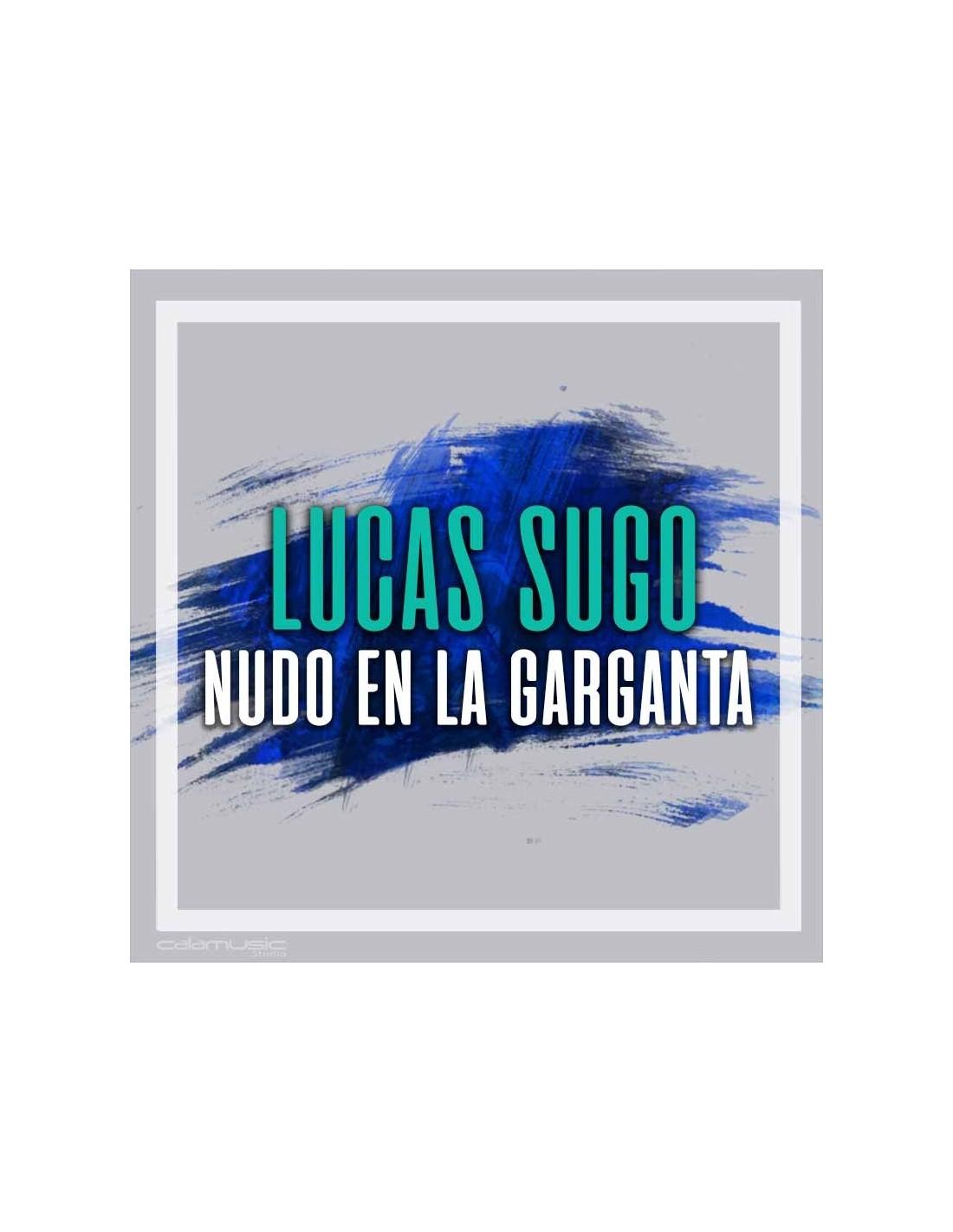 Lucas Sugo Nudo En La Garganta Pista Musical Karaoke