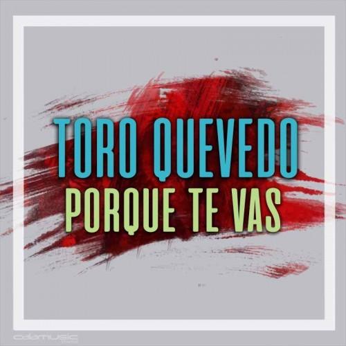 TORO QUEVEDO - Porque te vas - Pista musical karaoke calamusic