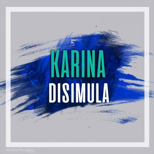 KARINA - Disimula - Pista musical karaoke