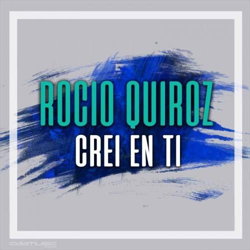 ROCIO QUIROZ - Crei en ti - Pista musical karaoke