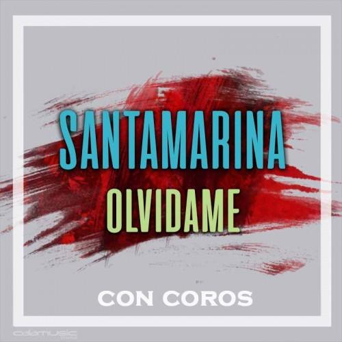 SANTAMARINA - Olvidame - Pista musical karaoke