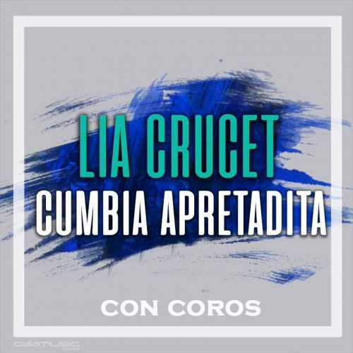 LIA CRUCET - Cumbia apretadita (con coros) - Pista musical karaoke