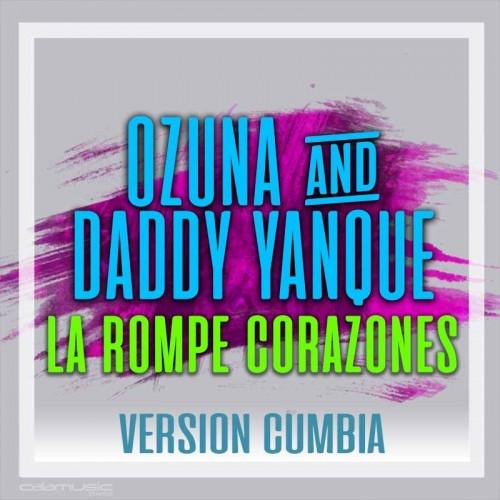 OZUNA Ft. DADDY YANQUE - La rompe corazones  - pista karaoke calamusic