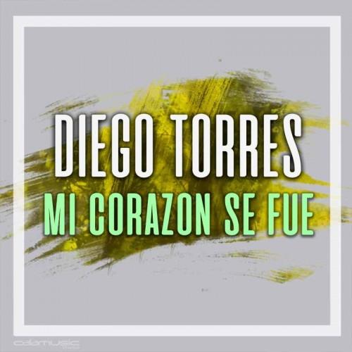 DIEGO TORRES - Mi corazon se fue - Pistas profesionales CALAMUSIC