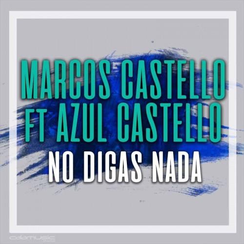 marcos castello y azul castello no digas nada pista musical karaoke