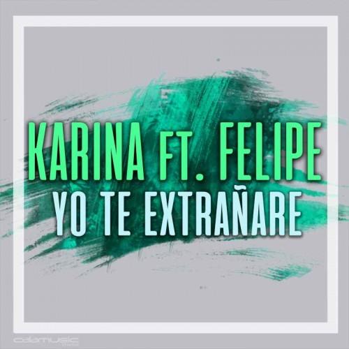 KARINA y FELIPE - Yo te extrañare - Pistas musicales para cantar