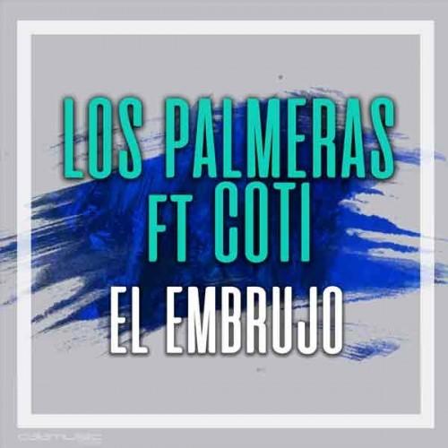Los palmeras y Coti - El embrujo pista karaoke