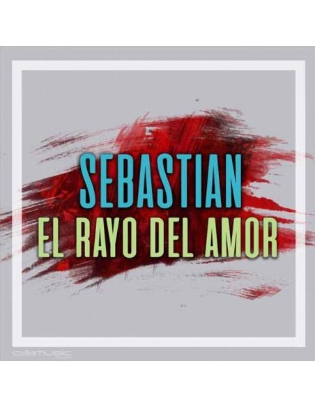 Pistas profesionales de cuarteto - SEBASTIAN - El rayo del amor - calamusic studio