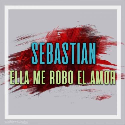 SEBASTIAN - Ella me robo el amor - Pista musical