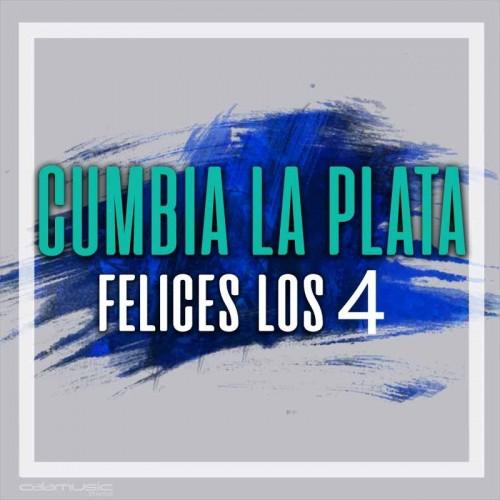 CUMBIA LA PLATA - Felices los 4 - pista musical calamusic